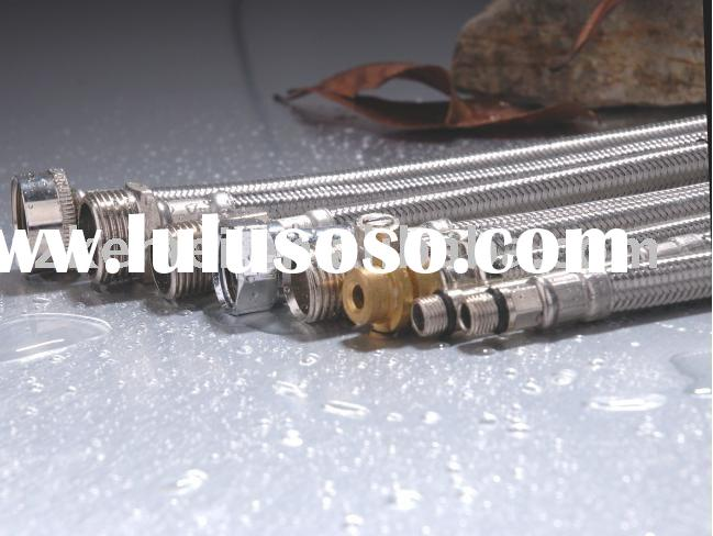 Stainless steel braided hose flexible pipe
