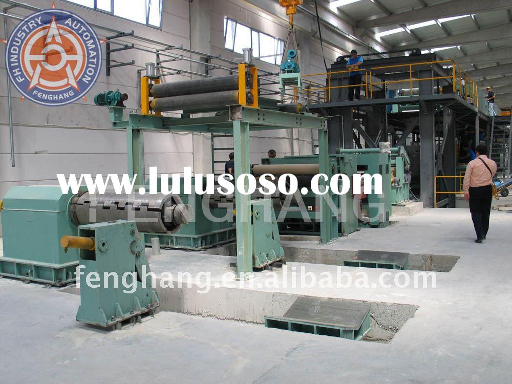 Steel Sheet Coil Color Coating Line and pvc,pdf laimination line