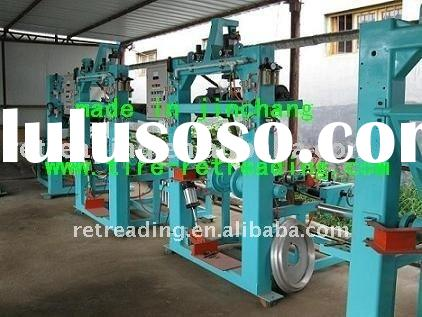 Tire Retreading Machinery-building machine