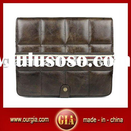Top Quality Genuine Leather iPad Case