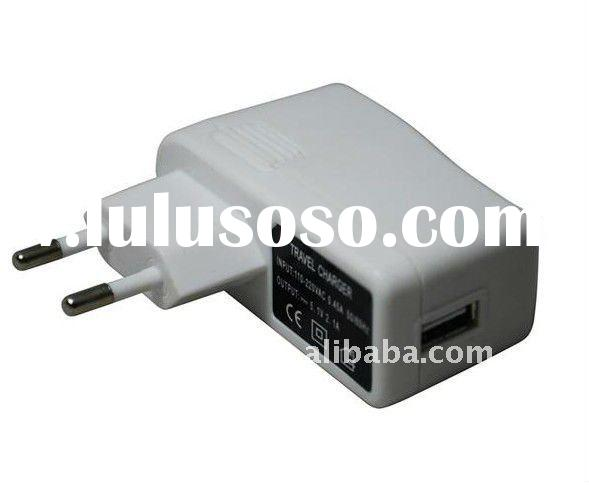 USB Travel Charger for iPad & iPad 2 home charger,Wholesale USB travel charger for iPad 2