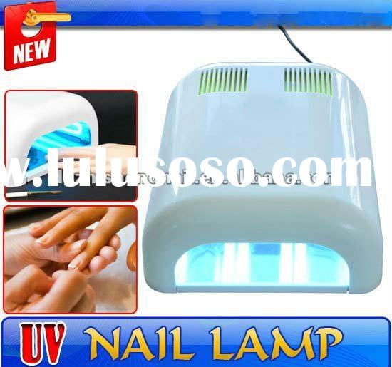 UV Gel Curing Lamp Light Nail Dryer
