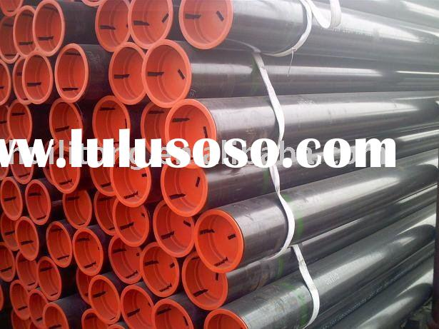 WELDED CARBON STEEL PIPES ASTM A53 GRADE B