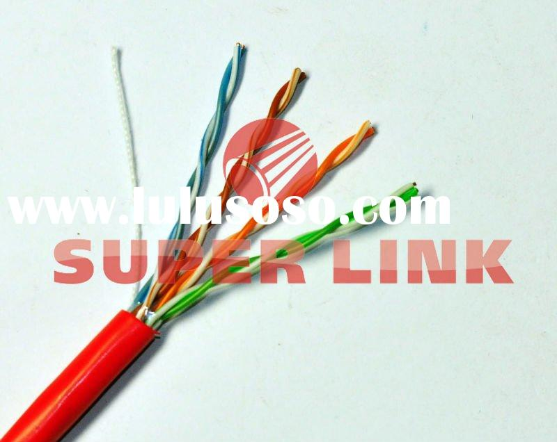 Water Proof Network cable Lan cable Cat5e UTP Ftp cat5E CAT6