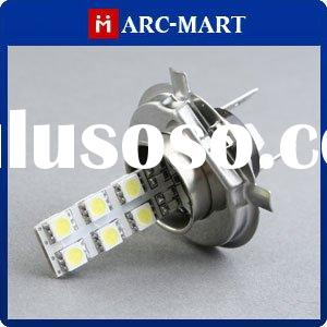 White SMD 12 LED Car Fog Light Bulbs H4 12v #JB171