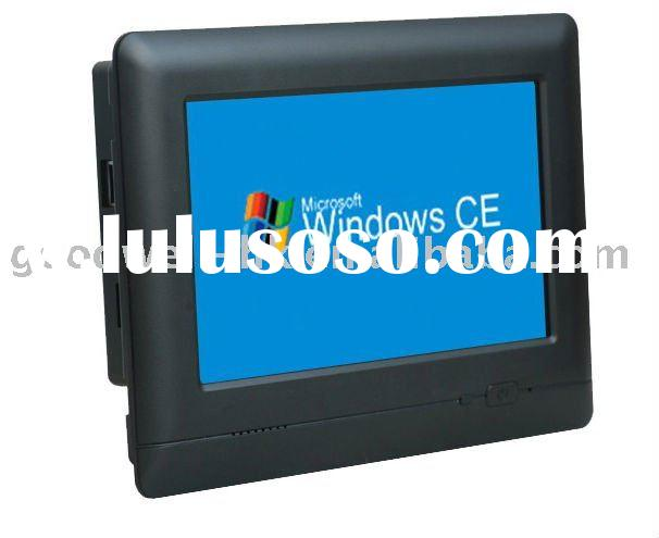 Window CE OS ,Lan port ,RS232,RS 485 ,USB Port 7 inch industrial tablet pc