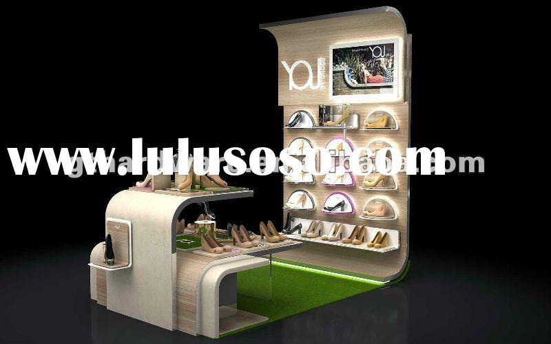 Wooden Stand, Display Cabinet & Display Shelf