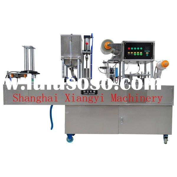 XBG32 Fully automatic drinks packing machine