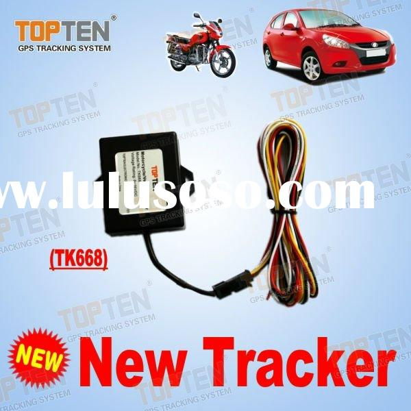 ($49/pc) GPS GPRS Vehicle Motorcycle Tracker TK668 New!