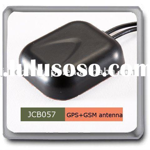 (Manufactory) quad band Auto /Car/Vehicle GPS+GSM Antenna JCB057 with SMB