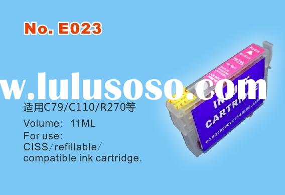 (T1332-T1334,T1351;133,135)CISS/refillable ink cartridge for Epson Stylus T25,TX120,TX125,TX420,TX22