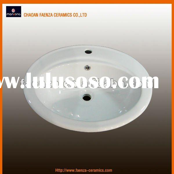 above counter basin/ceramic washbasin/bathroom basin/sink