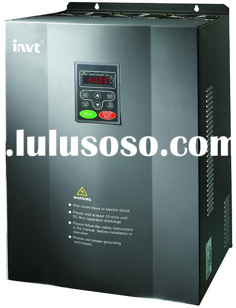 ac drives, CHV100 series close loop vector control frequency inverter