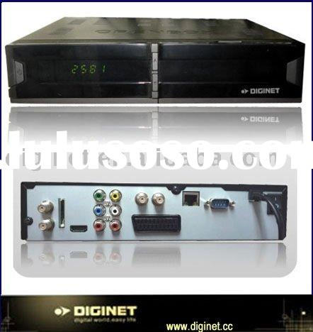 ali twin tuner digital satellite receiver usb