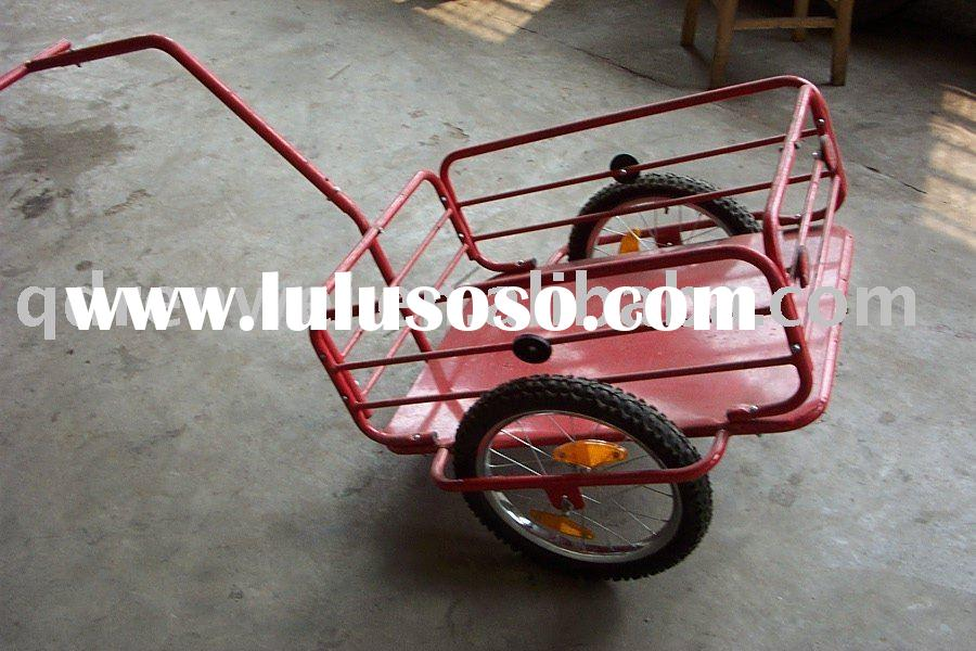 bike trailer, bicycle trailer, dog bike trailer, pet bike trailer