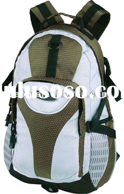 canvas school backpack / school bag EPO-AYS008