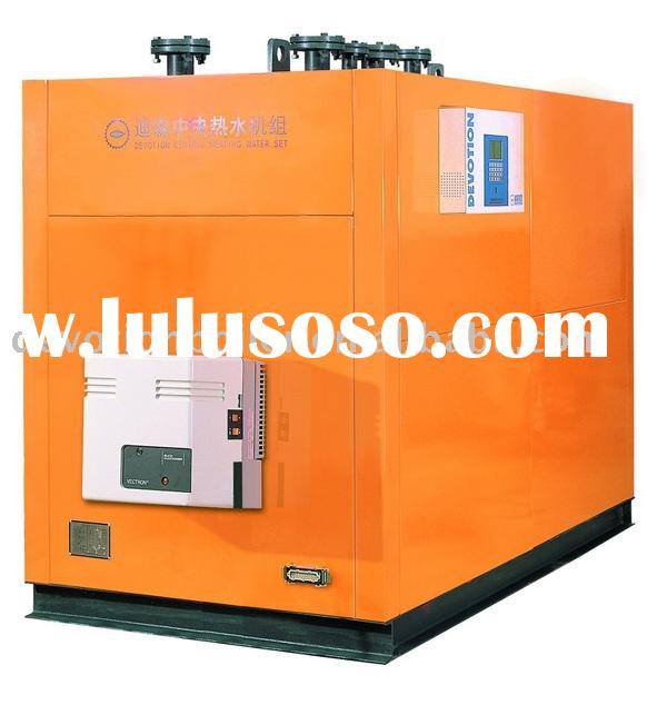 central heating system oil boiler gas fired boiler hot water temp 90C