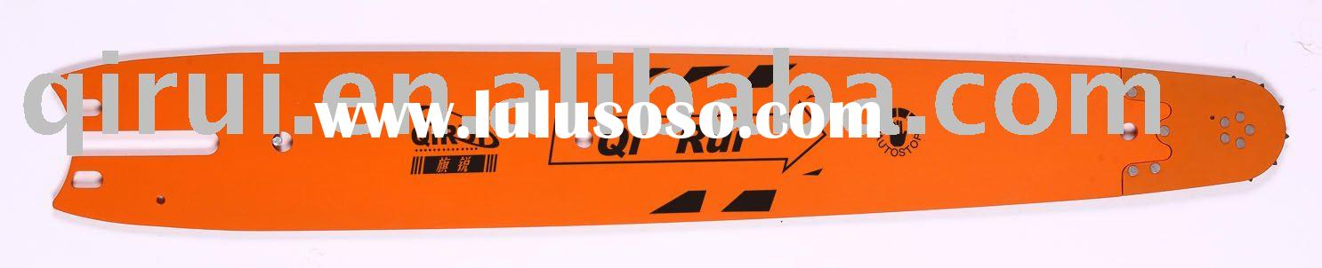 chainsaw harvester bar(chain saw guide bar,chainsaw part)
