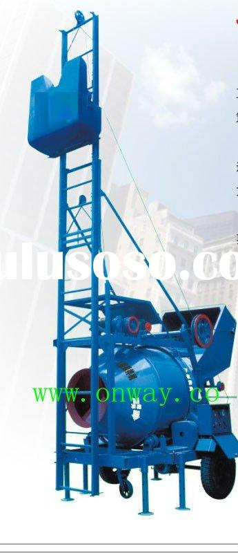 cheap concrete mixers with lift for sale