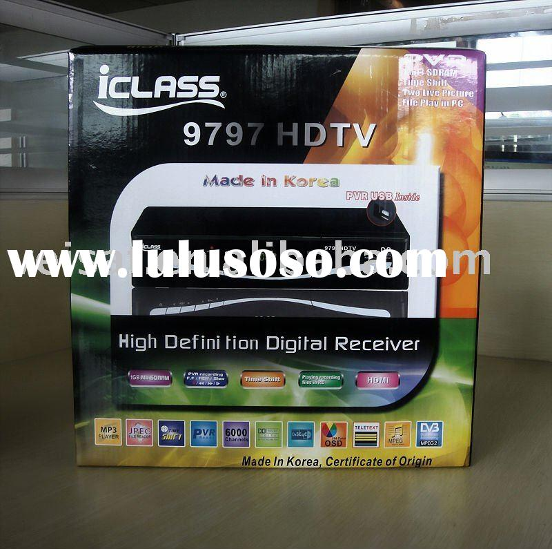 digital satellite receiver ICLASS 9797x PVR HD DVB