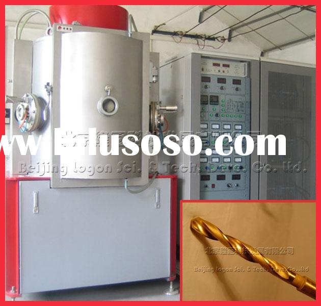 drill bit coating process service /vacuum coating equipment vacuum coating machine