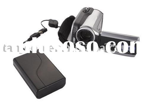 external battery pack for DVD and GPS ect