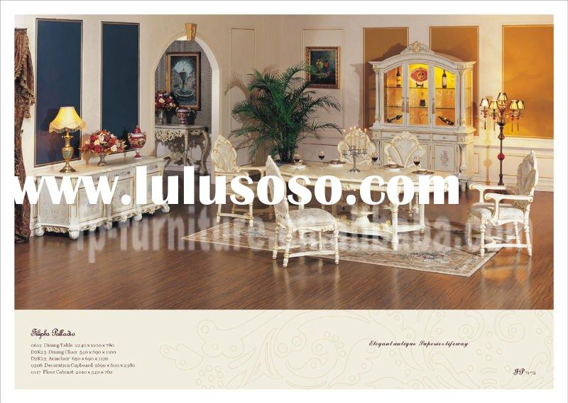 hand carved furniture - dining room furniture