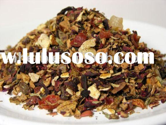 herbal tea blends:mulberry leaf/peppermint/ginger root etc.