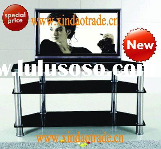 hot sale good quality glass tv stand