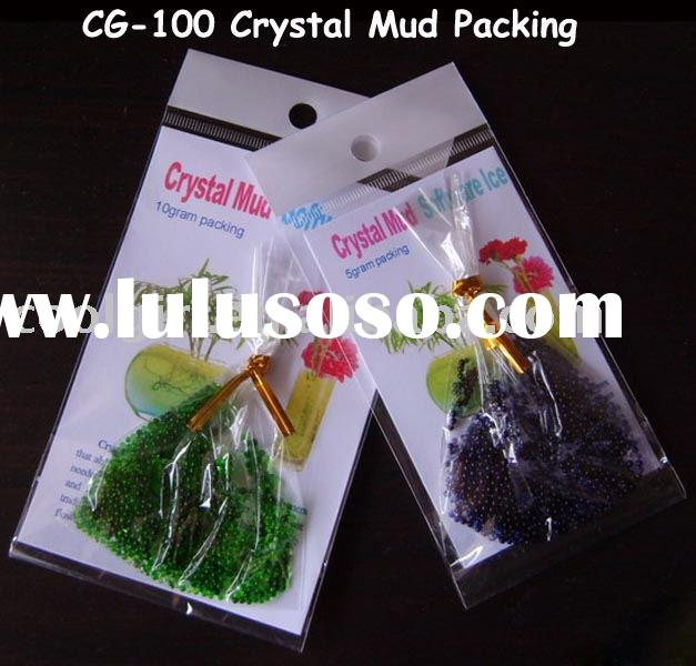hot selling for flower colorful flower mud