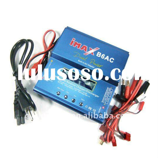 iMax B6AC+ Multifunctional Balance Charger/Built-in AC Adapter