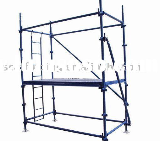 Scaffolding Parts Suppliers : Modular kwikstage scaffold parts vertical standard for