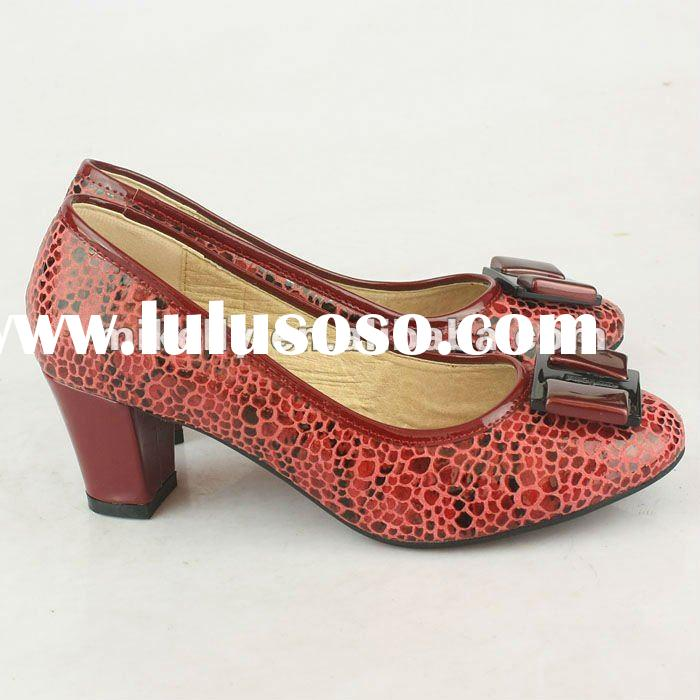latest formal shoes for women 2012 popular