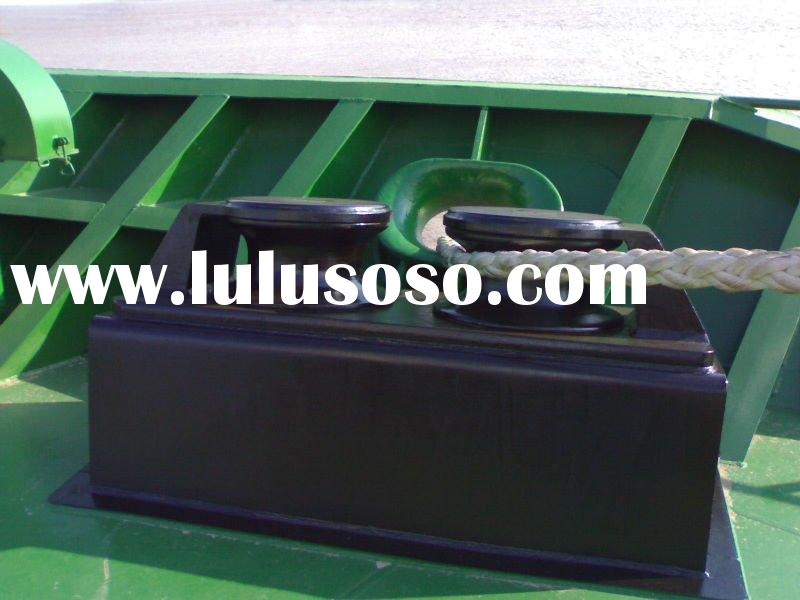 marine mooring and anchoring fittings