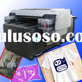men's t-shirt&men's tshirt&black tshirt printing machine