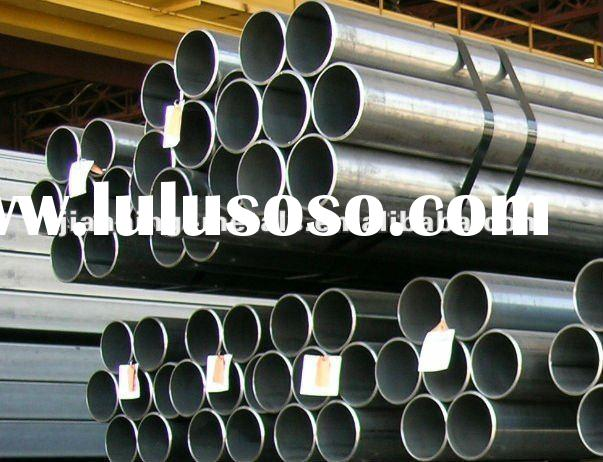 ms pipe size ASTM A106 Gr.B/ASTM A53 Gr.B