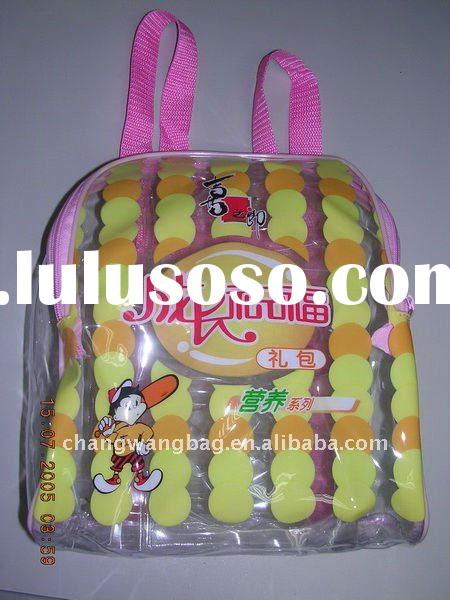 new design gift packaging bag with cute pattern