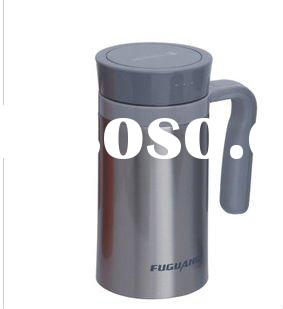 new design stainless steel vacuum flasks thermoses home outdoor leisure keep water warm cup with han