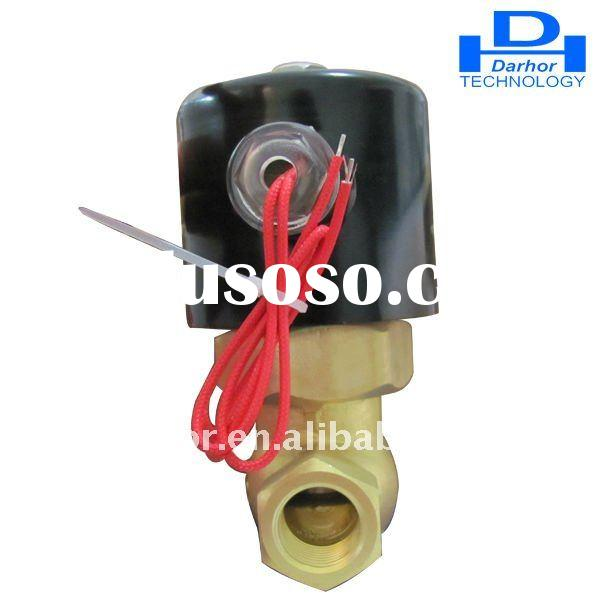 normally closed steam solenoid valve