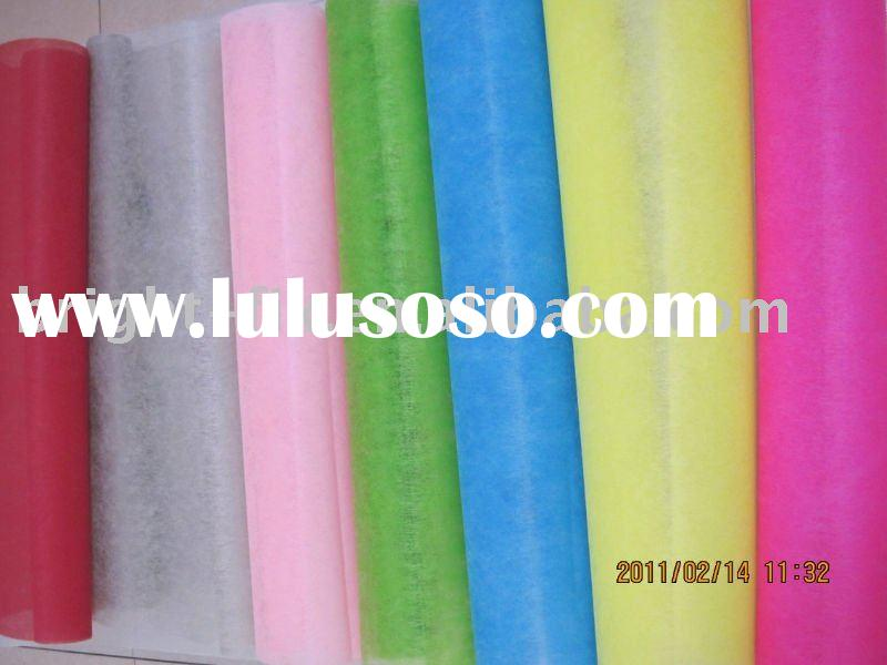 plain color non-woven flower wrap/packing/pakaging(gift wrapping )