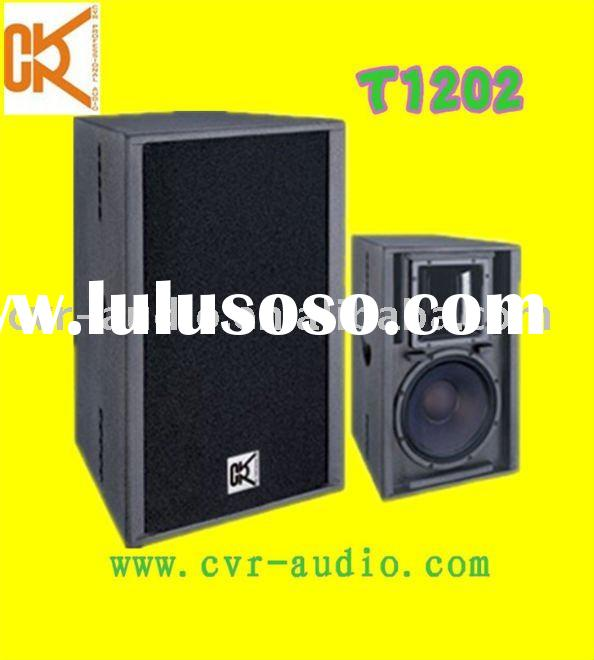 professional indoor outdoor live sound equipment speaker