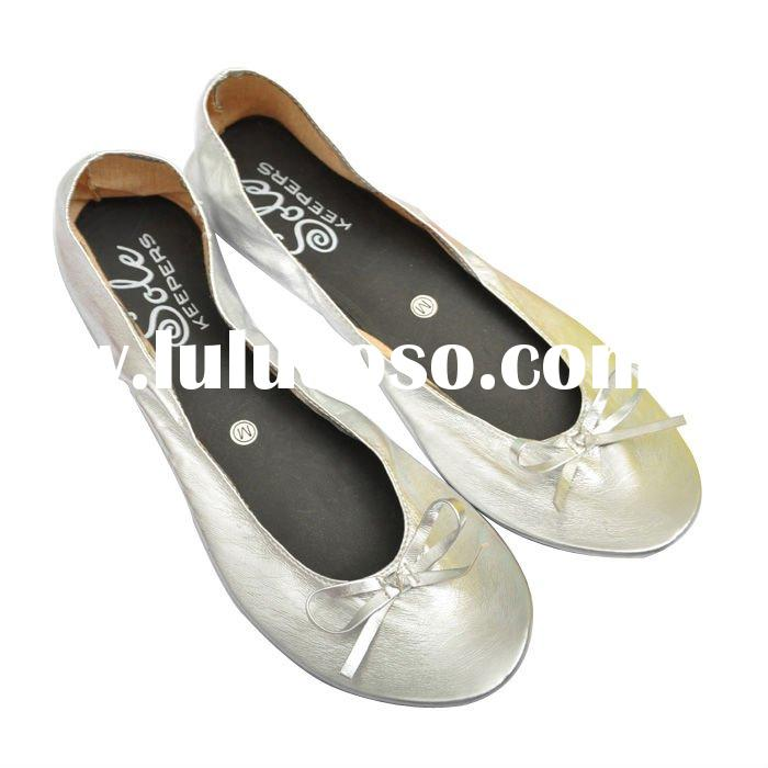 roll up ballerina shoes