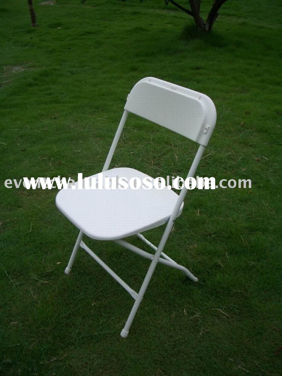 sell plastic folding chairs