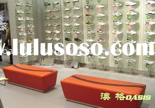 shoes display stand,shoes display,shoe shop