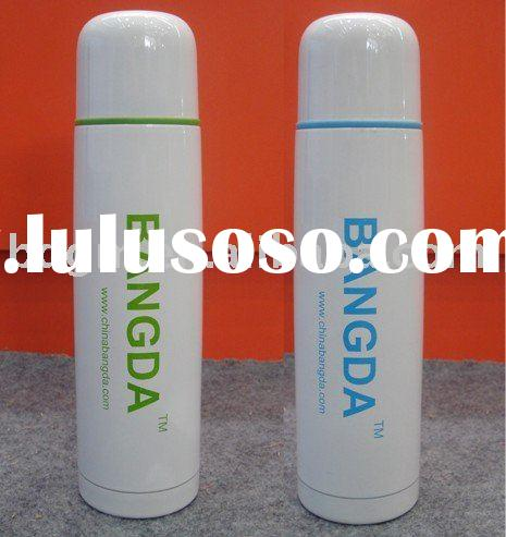 stainless steel thermos, Vacuum Flasks (color paint)
