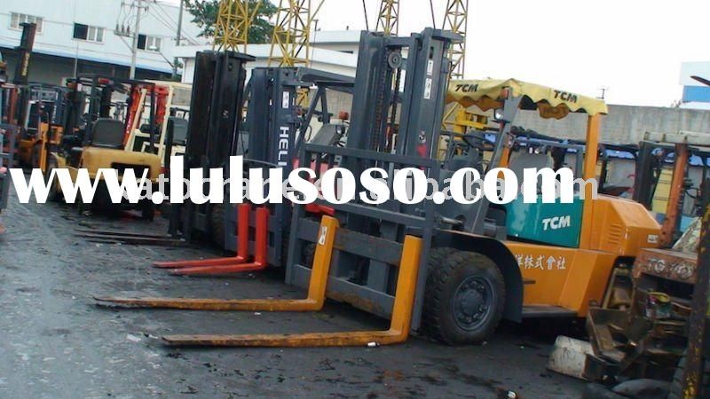 tcm 3ton used forklift made in Japan