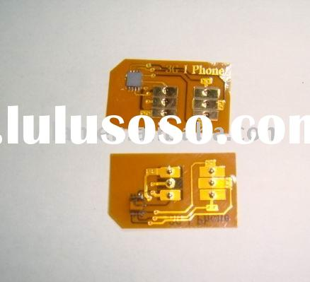 unlock card for iphone 3g