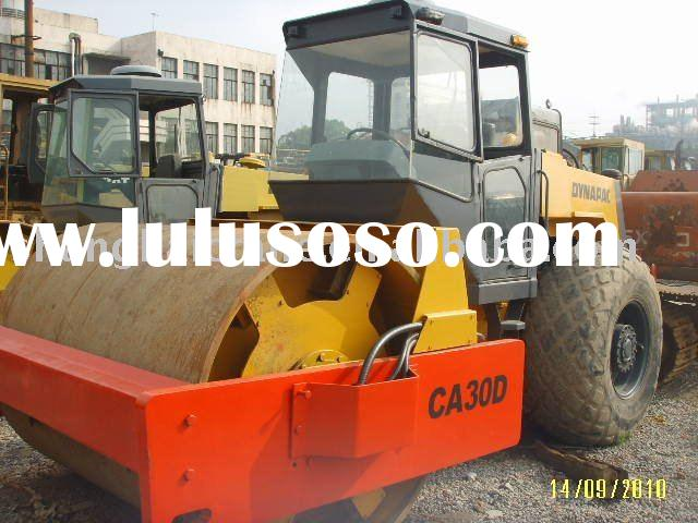 used road roller DYNAPAC CA30 CA30D in good working condition