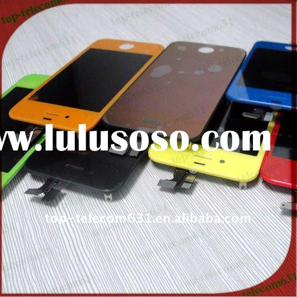 wholesale for iphone 4S lcd assembly mobile phone parts