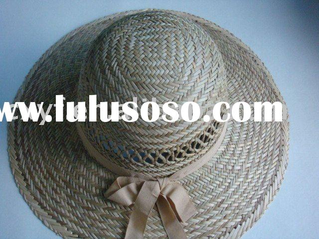women natural straw hat